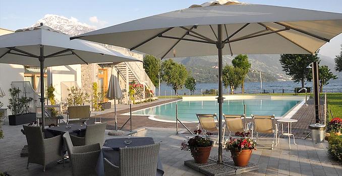 Tullio Hotel, Gravedona